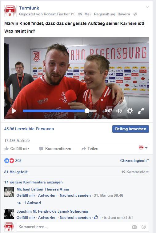Zum Interview auf Facebook