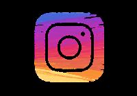 Instagram Logo gezeichnet