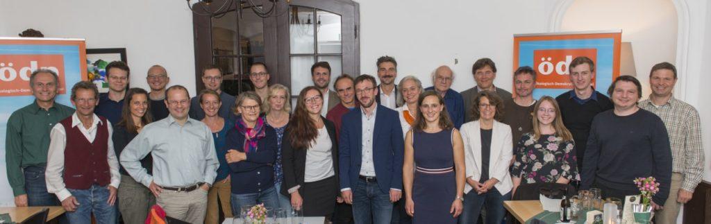 Kandidaten der ÖDP-Regensburg