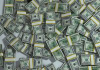 Viele Dollarscheine