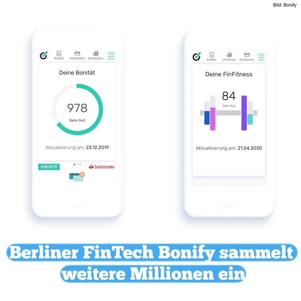 Meme: Berliner FinTech Bonify sammelt weitere Millionen ein