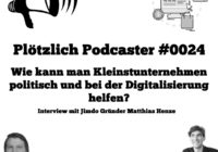 Plötzlich Podcaster Episodengrafik Matthias Henze